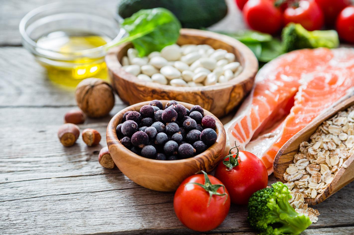 Ernährungsberatung (Diätetik)